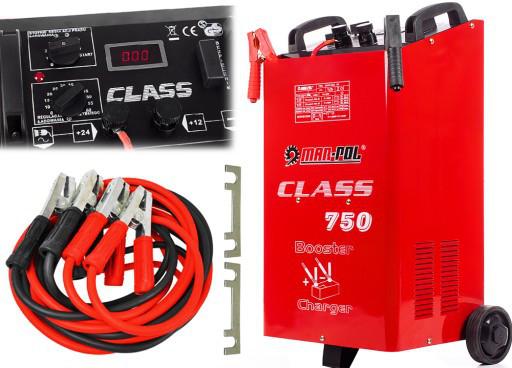 Зарядное устройство MAR-POL CLASS M82514 750A