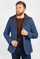 Куртка демисезонная мужская 19PG041 (Синий)