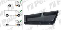 Подножка кузова правая для автомобиля MB Sprinter