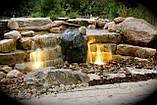 Облицовка Плиткой и Камнем внутри и снаружи Дома в Харькове. Дизайн.Художественные работы с Камнем, фото 7