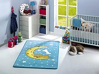 Коврик в детскую комнату Confetti 100*150 Moon Blue