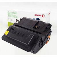 Xerox для hp совместим с ce390a black (10000 стр)