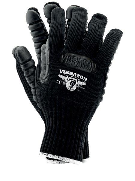 "Перчатки рабочие защита от вибрации ""VIBRATON"" (Reis)"