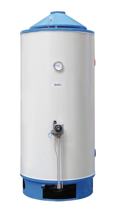 Газовий котел Baxi SAG3 115 Т (підлоговий)