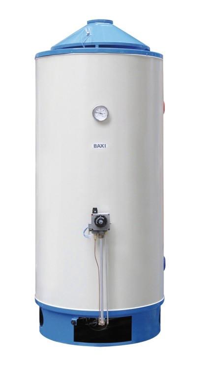 Газовый бойлер Baxi SAG3 300 Т (напольный)
