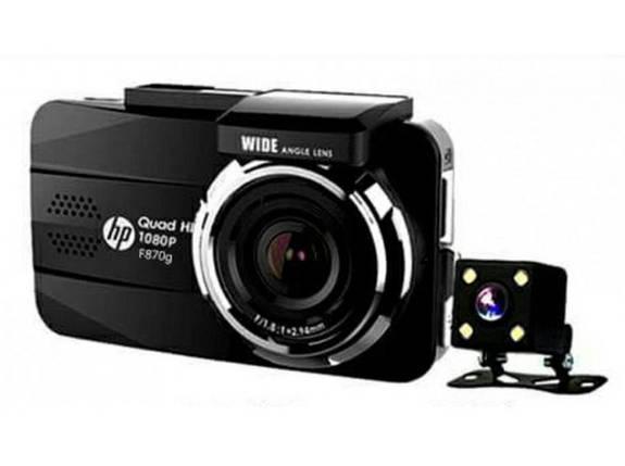 Видеорегистратор HP F870g, фото 2