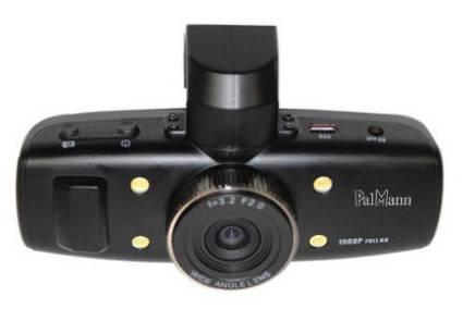 Видеорегистратор Palmann DVR-18FL, фото 2