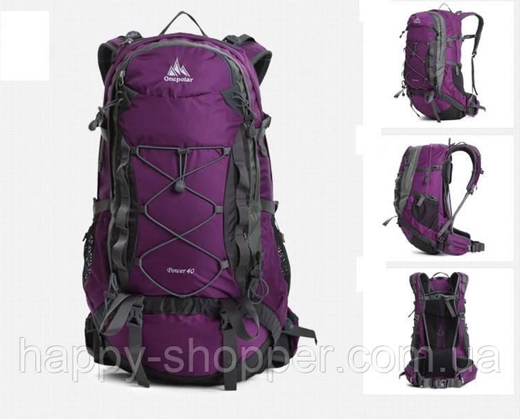 Штурмовой рюкзак 40 л Onepolar Power 1530 Фиолетовый