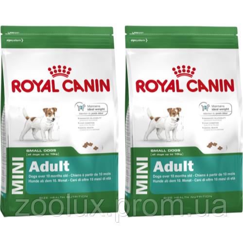 Royal Canin MINI ADULT 8 КГ
