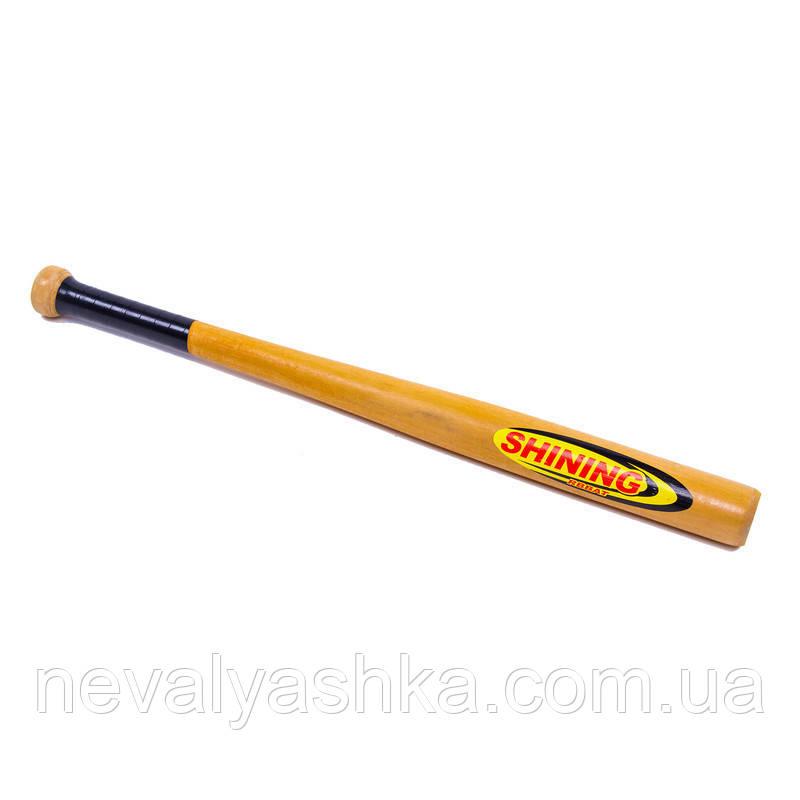 Деревянная игрушка Бита маленькая, 005032
