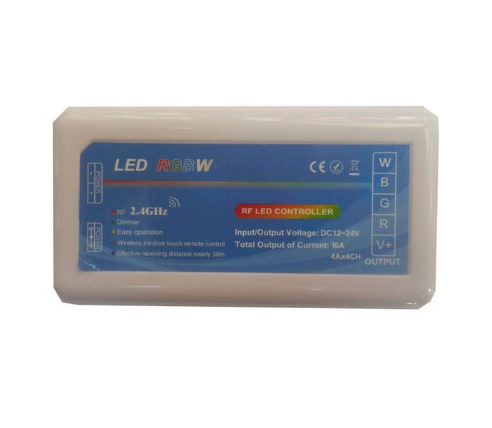 Контроллер RGBW OEM  16А 4-zone-RGBW (4A*4канала)