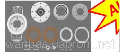 Закладная под плёнку для подключения прожекторов Hentech