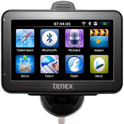 GPS навигатор Tenex 45S, фото 2