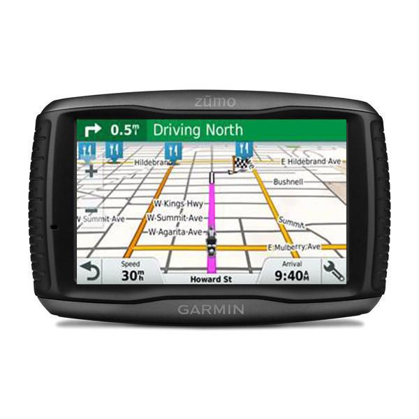 GPS навигатор Garmin Zumo 595 LM, EU, Travel Edition, GPS