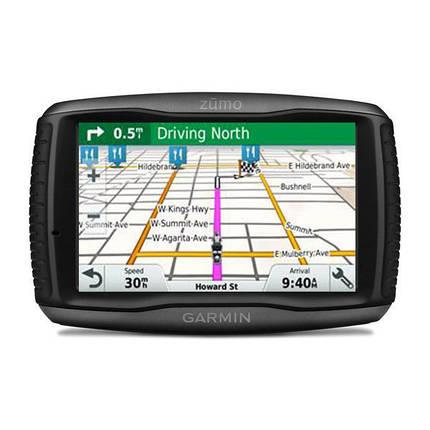GPS навигатор Garmin Zumo 595 LM, EU, Travel Edition, GPS, фото 2