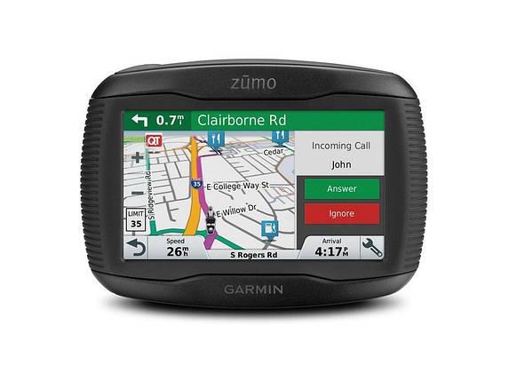GPS навигатор Garmin Zumo 345 LM CE, фото 2