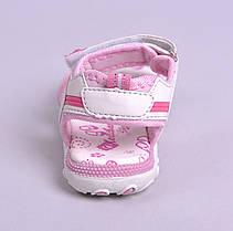 Босоножки для девочек( 27 размер), фото 3
