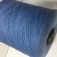 Хлопок 100% лето, цвет голубой, размер 30/3