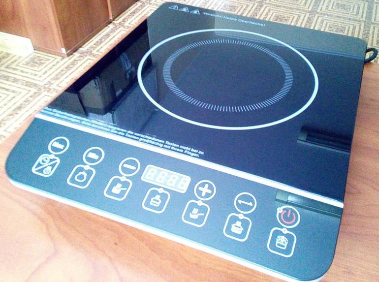 Индукционная плита Quigg IK4017.17