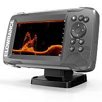 Эхолот Lowrance Hook2-5x GPS splitshot