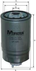 Фільтр палива M-Filter DF326 (VW/AUDI 1.9TDI)