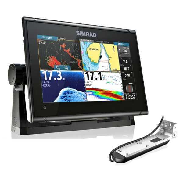 Навигационная система Simrad GO9 XSE