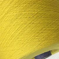 Хлопок 100% лето, цвет желтый, размер 30/3.