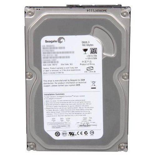"""Жесткий диск Seagate 3.5"""" 160GB SATA     (ST3160215SCE) """"Over-Stock"""""""