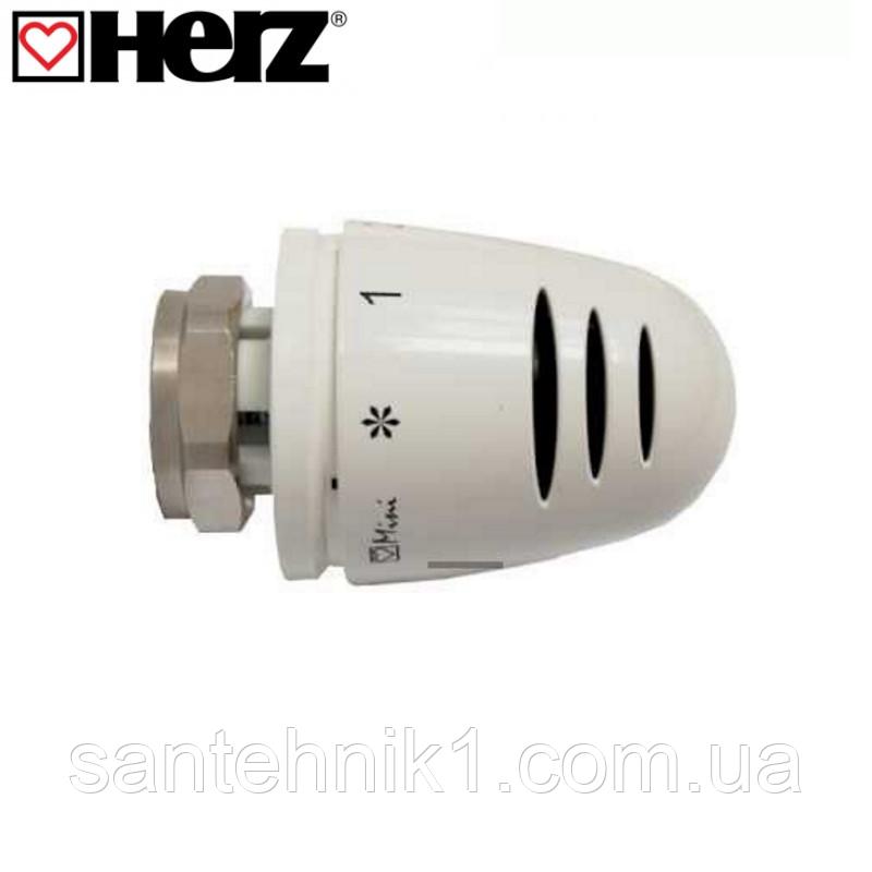 Термостатическая головка HERZ Mini-Klassik М28x1.5