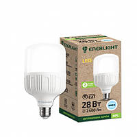LED лампа Enerlight HPL 28W 6500K E27