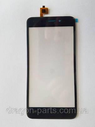 Сенсор (тач) Nomi i5012/i5013 Синий Blue, оригинал, фото 2
