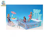 """Набор мебели для куклы """"Бегущий фонтан"""""""