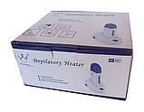 Стартовый набор для депиляции 5ти предметный воскоплав с базой, фото 7