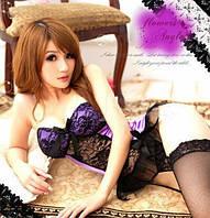Сексуальный кружевной корсет, фото 1