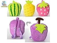 Рюкзак детский фрукты, ягоды