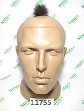 Меховой помпон Норка, Серый, 4 см, 11755, фото 2