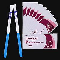 Тест на определение беременности DIAGNOS, HCG.