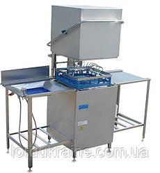 Машина посудомоечная купольная МПУ-700-01 со столами загрузки и разгрузки