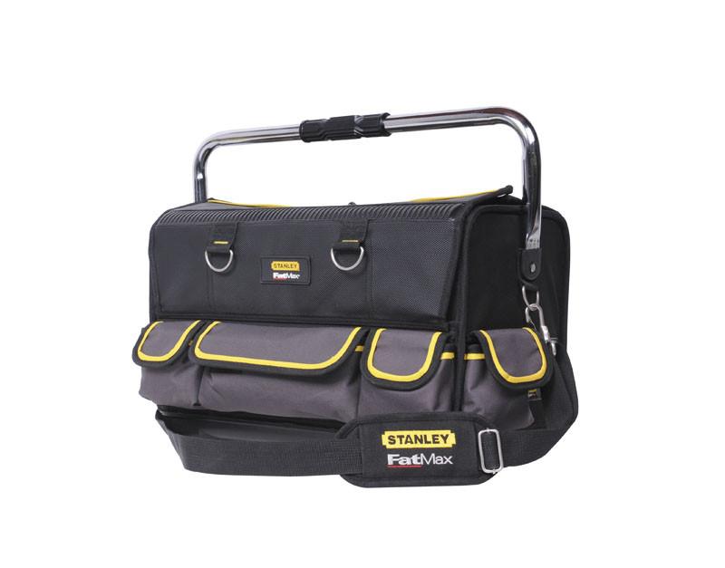 Сумка инструментальная 520*280*310мм FATMAX Plumber Bag двухсторонняя для сантехника FMST1-70719