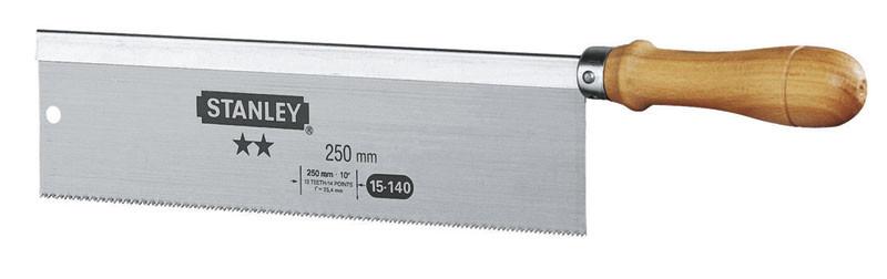 Ножовка по дереву чисторежущая 250мм  FatMax® TPI13 с деревянной ручкой 1-15-140
