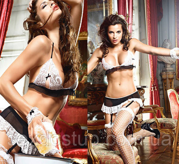 Сексуальное белье Гувернантка: