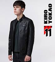11 Kiro Tokao | Демисезонная куртка 3316 черная