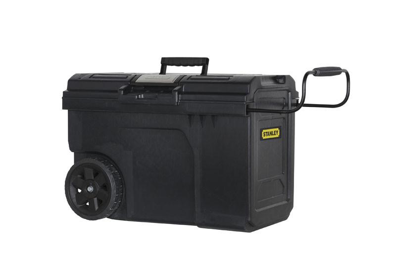 Ящик инструментальный 62,1х38,2х42,3 см на колесах (57 литров) Stanley Line Contractor Chest STST1-70715
