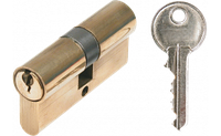 Циліндр 62 мм для замка, (31/31) 3 ключа DEFORT