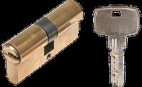 Циліндр 62 мм для замка, (31/31) 6 ключів DEFORT
