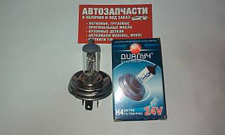 Лампа галогенна Діалуч 45-й цоколь H4 24V 75/70W