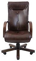 Кресло руководителя БОСТОН вуд, фото 1