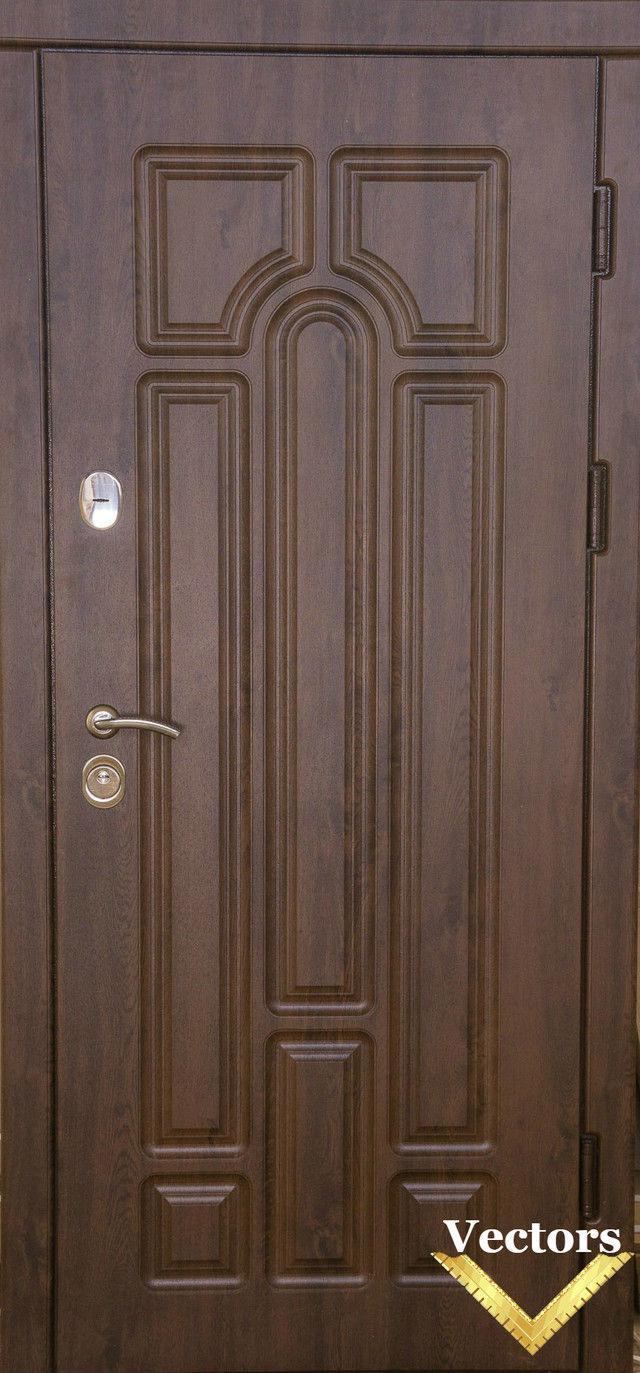 """Уличная дверь в частный дом Very Dveri """"Арка"""" фото"""