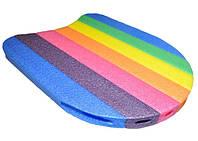 Доска для плавания разноцветная B1005