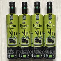 Греческое Оливковое Масло Minerva Horio Оrganic Extra Virgin (первый отжим , Kalamata) 0,75л – стекло олія